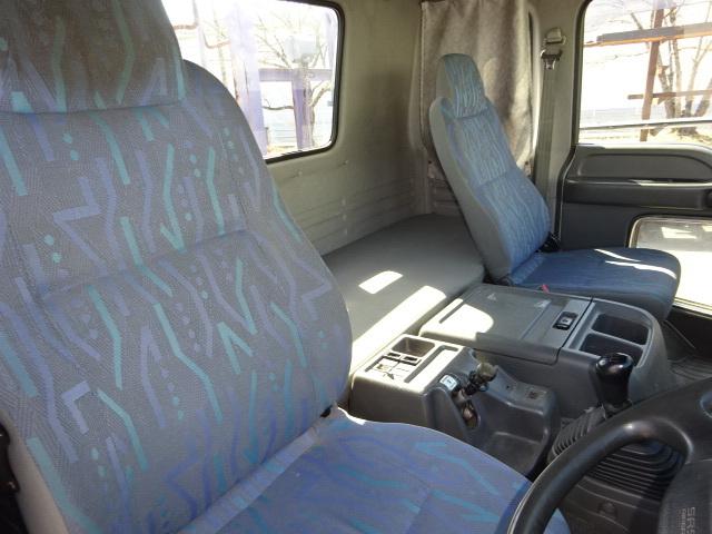 いすゞ H15 フォワード 増トン セーフティーローダー 車検付 画像31