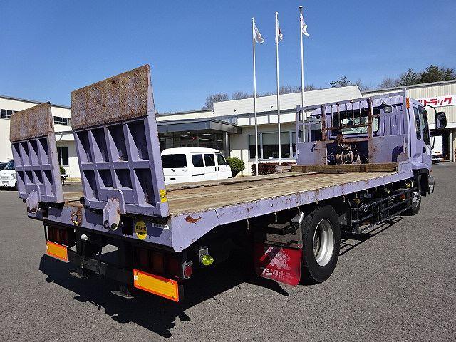 いすゞ H15 フォワード 増トン セーフティーローダー 車検付 画像9