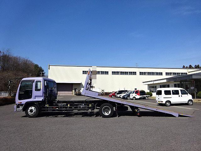 いすゞ H15 フォワード 増トン セーフティーローダー 車検付 画像10
