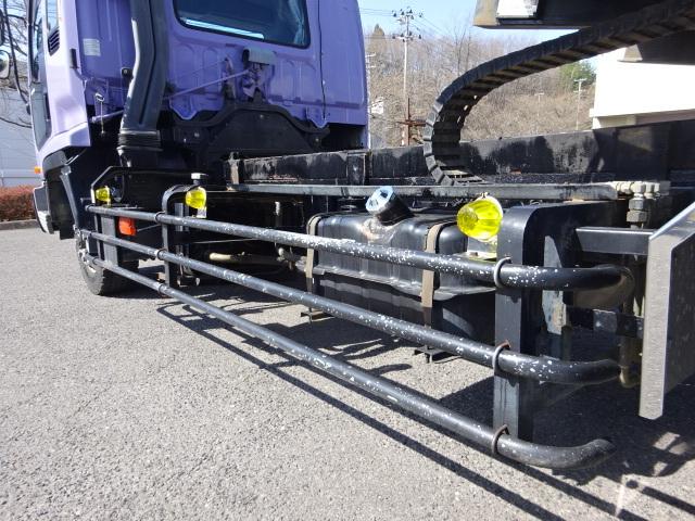 いすゞ H15 フォワード 増トン セーフティーローダー 車検付 画像14