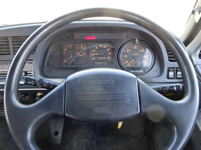 いすゞ H15 フォワード 増トン セーフティーローダー 車検付 画像28