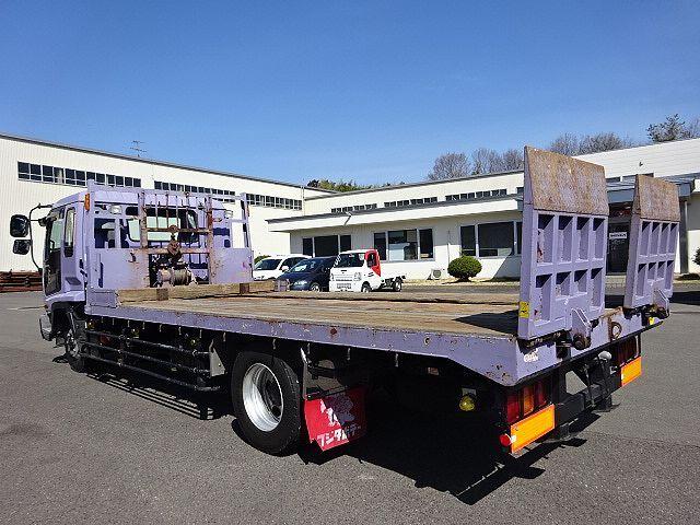 いすゞ H15 フォワード 増トン セーフティーローダー 車検付 画像7