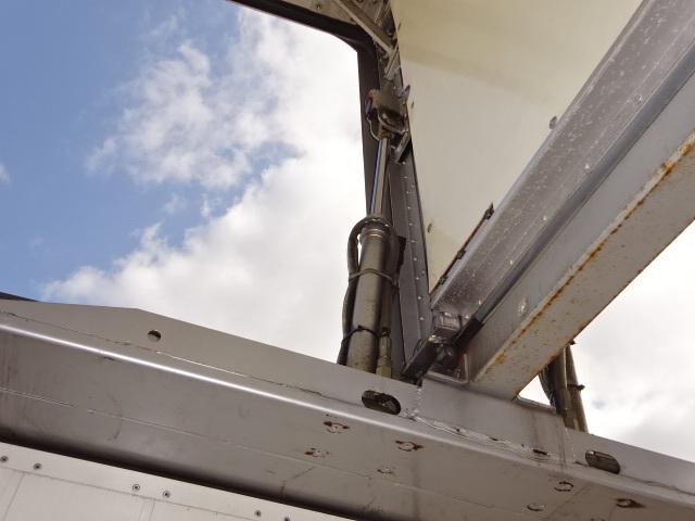 三菱 H17 ファイター 増トン セミワイド アルミウィング 車検付 画像16