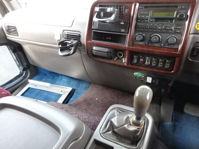 三菱 H17 ファイター 増トン セミワイド アルミウィング 車検付 画像28