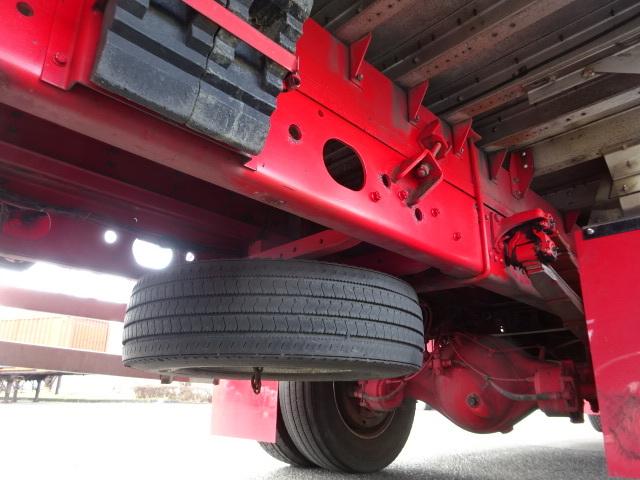 三菱 H17 ファイター 増トン セミワイド アルミウィング 車検付 画像20