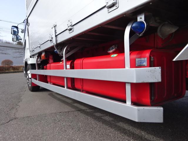 三菱 H17 ファイター 増トン セミワイド アルミウィング 車検付 画像21