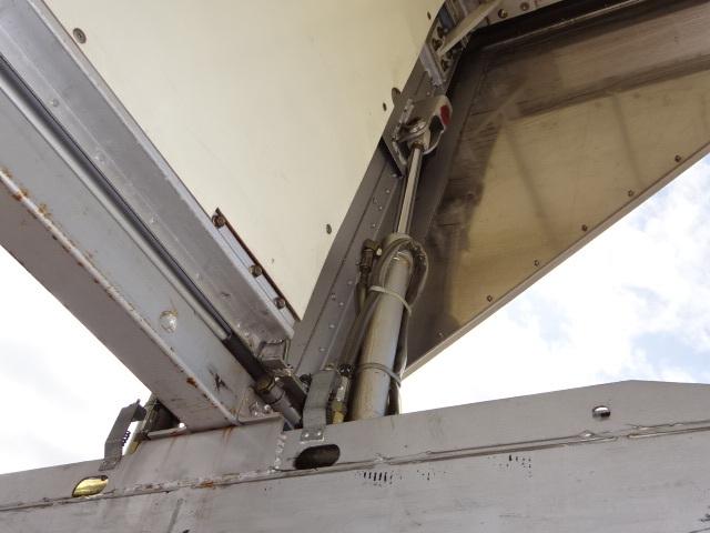 三菱 H17 ファイター 増トン セミワイド アルミウィング 車検付 画像15
