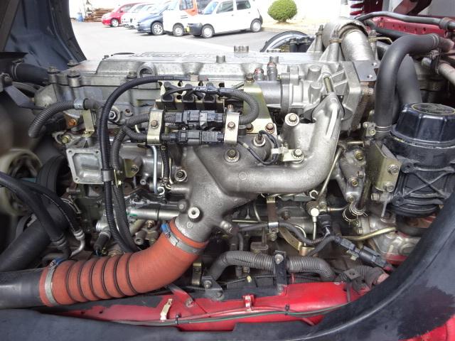三菱 H17 ファイター 増トン セミワイド アルミウィング 車検付 画像23