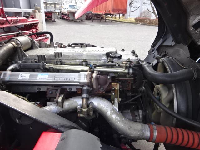 三菱 H17 ファイター 増トン セミワイド アルミウィング 車検付 画像24
