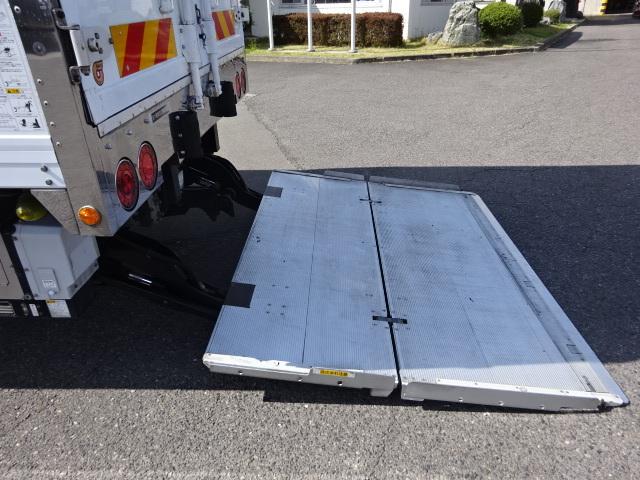 いすゞ H26 フォワード 低温冷凍車 エアサス 格納PG 画像15
