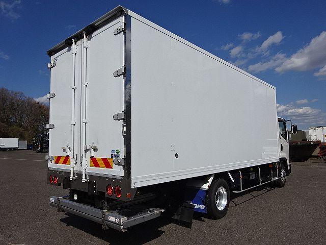 いすゞ H26 フォワード 低温冷凍車 エアサス 格納PG 画像6