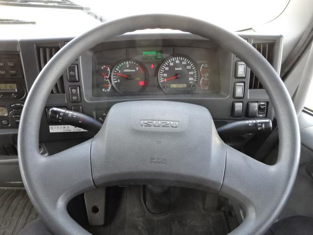 いすゞ H26 フォワード 低温冷凍車 エアサス 格納PG 画像22