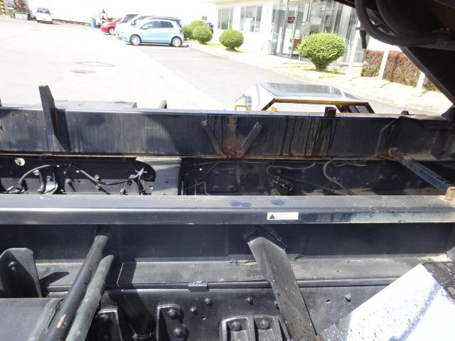 日産 H18 コンドル アームロール 箱付 ツインホイスト 7.8㎥ 画像18