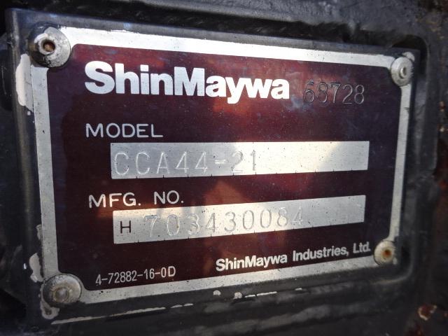 日産 H18 コンドル アームロール 箱付 ツインホイスト 7.8㎥ 画像34