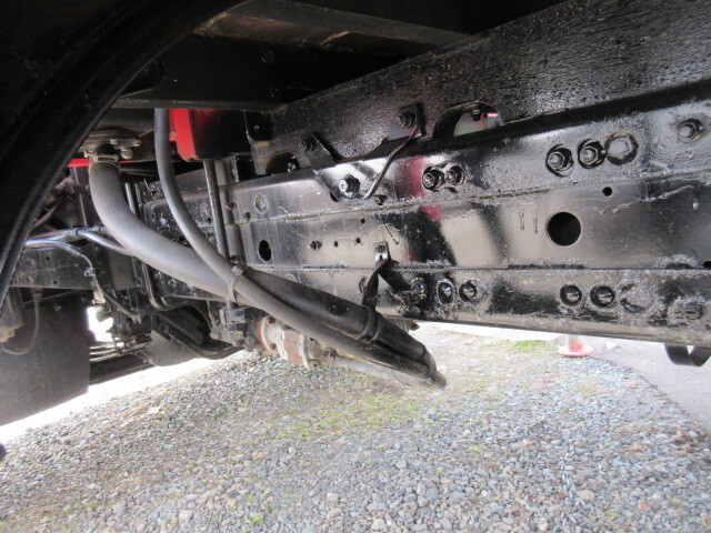 三菱 H27 ファイター ワイド 平 3段クレーン 車検付 画像15