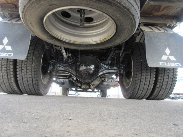三菱 H27 ファイター ワイド 平 3段クレーン 車検付 画像17
