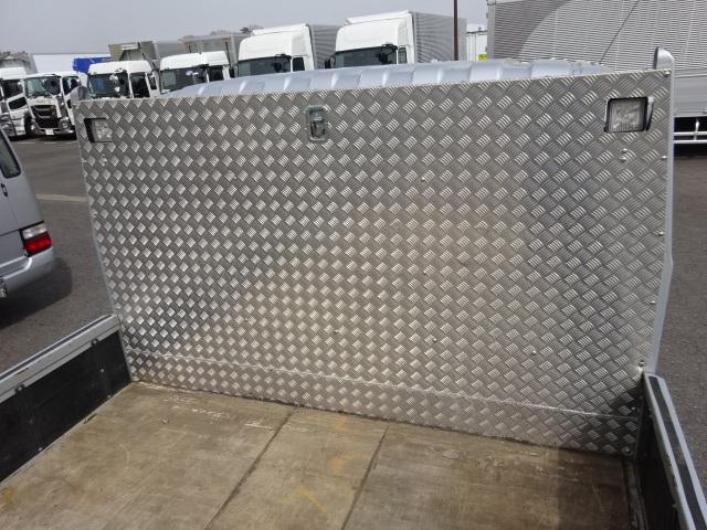 三菱 H27 ファイター 6700ワイド 平ボデー 画像11