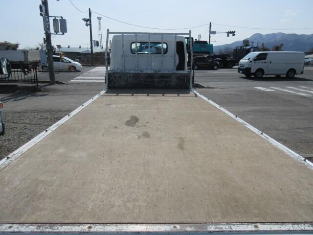 三菱 H26 キャンター 平 エコハイブリッド ロング 高床 画像9