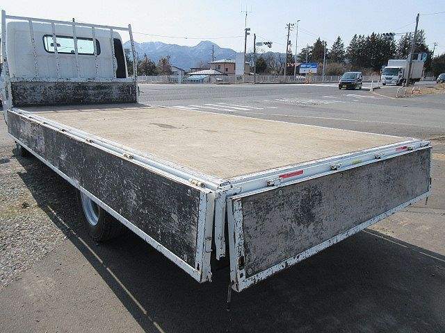 三菱 H26 キャンター 平 エコハイブリッド ロング 高床 画像6