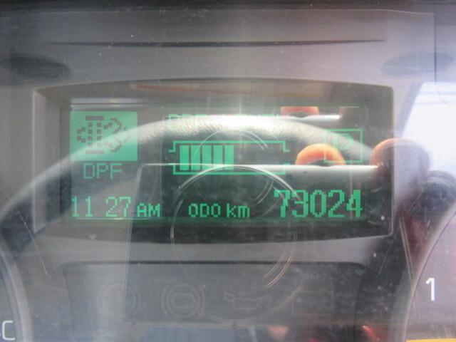 三菱 H26 キャンター 平 エコハイブリッド ロング 高床 画像23