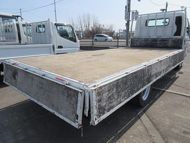 三菱 H26 キャンター 平 エコハイブリッド ロング 高床 画像8
