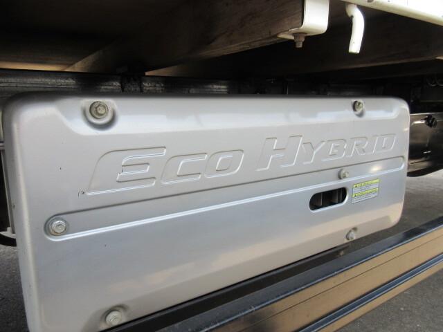 三菱 H26 キャンター 平 エコハイブリッド ロング 高床 画像10