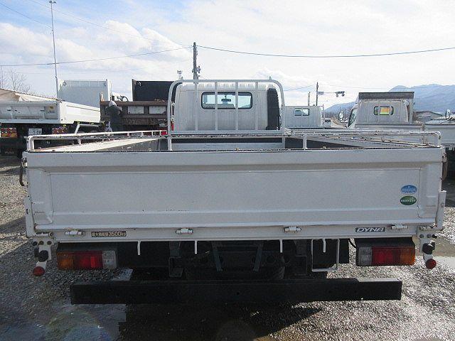 トヨタ H27 ダイナ 平 ワイドロング フルジャストロー 3.5t 画像7