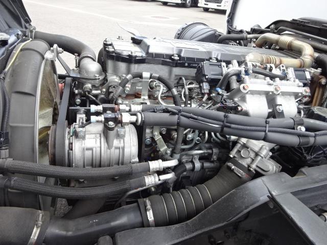 三菱 H30 ファイター ワイド 低温冷凍車 格納PG 画像18
