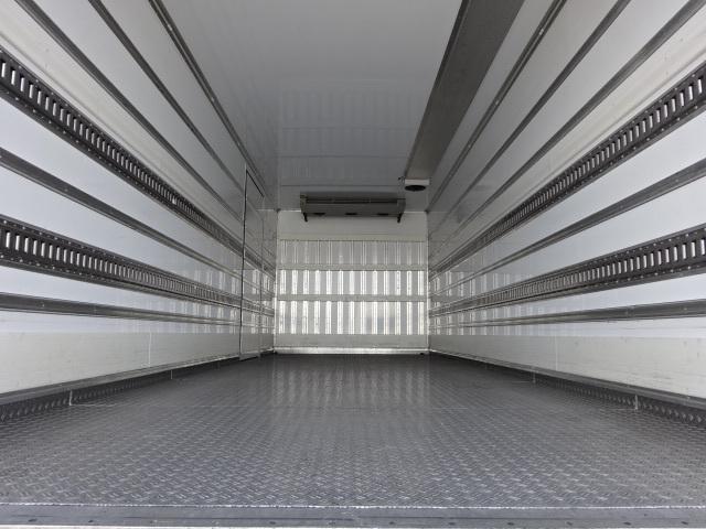 三菱 H30 ファイター ワイド 低温冷凍車 格納PG 画像3