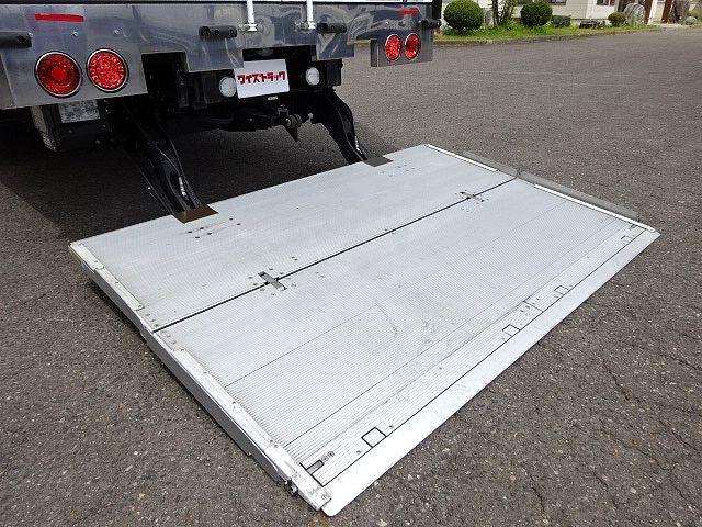 三菱 H30 ファイター ワイド 低温冷凍車 格納PG 画像10