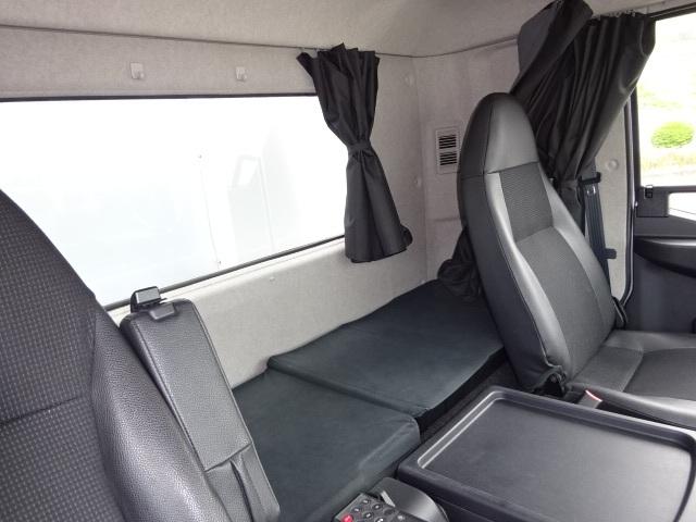 三菱 H30 ファイター ワイド 低温冷凍車 格納PG 画像24