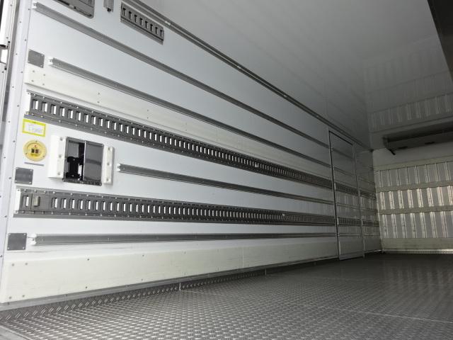 三菱 H30 ファイター ワイド 低温冷凍車 格納PG 画像12
