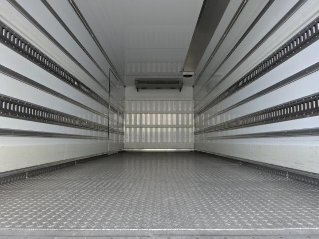 三菱 H30 ファイター ワイド 低温冷凍車 格納PG 画像11