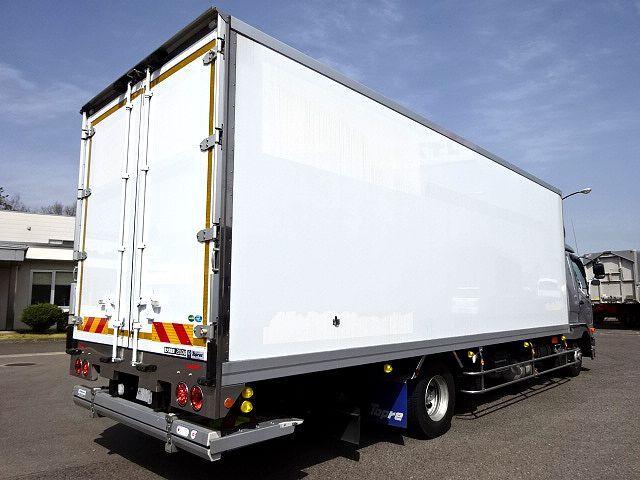 三菱 H30 ファイター ワイド 低温冷凍車 格納PG 画像2