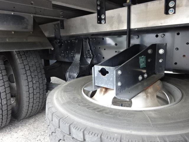 三菱 H30 ファイター ワイド 低温冷凍車 格納PG 画像15