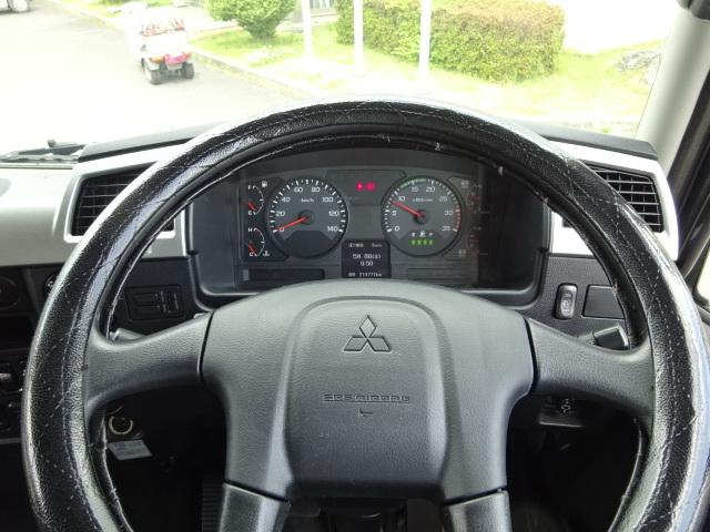 三菱 H30 ファイター ワイド 低温冷凍車 格納PG 画像21