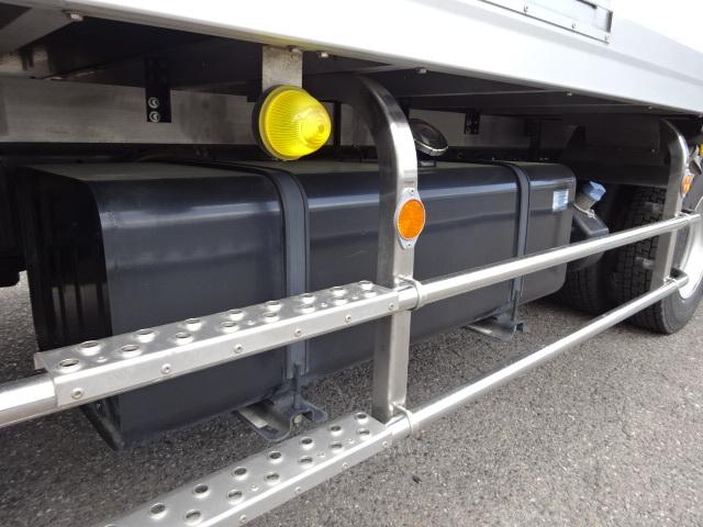 三菱 H30 ファイター ワイド 低温冷凍車 格納PG 画像17
