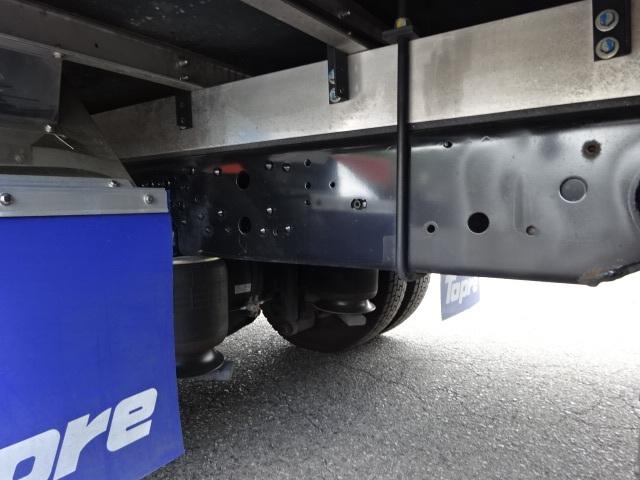 三菱 H30 ファイター ワイド 低温冷凍車 格納PG 画像16