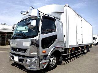 H30 ファイター ワイド 低温冷凍車 格納PG