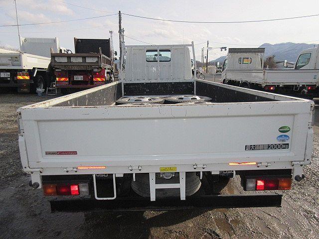 三菱 H25 キャンター 平 4WD 全低床 ロング  画像7