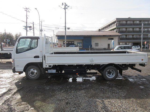 三菱 H25 キャンター 平 4WD 全低床 ロング  画像5