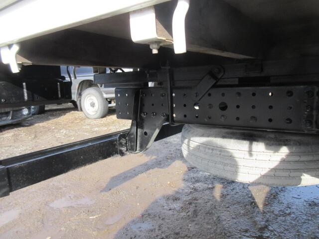 三菱 H25 キャンター 平 4WD 全低床 ロング  画像15
