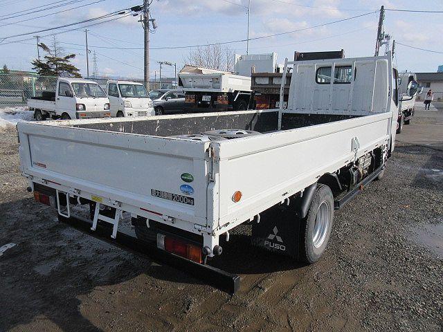 三菱 H25 キャンター 平 4WD 全低床 ロング  画像8