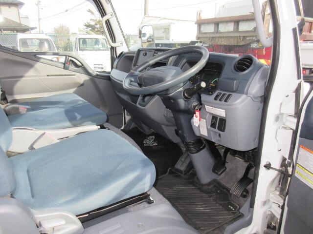 三菱 H25 キャンター 平 4WD 全低床 ロング  画像20