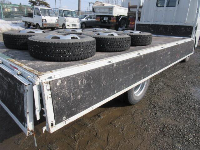 三菱 H25 キャンター 平 4WD 全低床 ロング  画像12