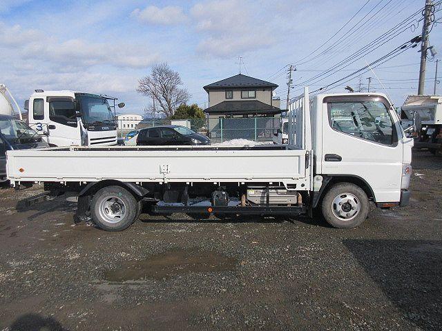 三菱 H25 キャンター 平 4WD 全低床 ロング  画像4