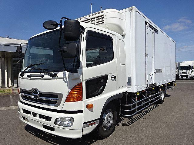 日野 H25 レンジャー ワイド 低温冷凍車 格納PG