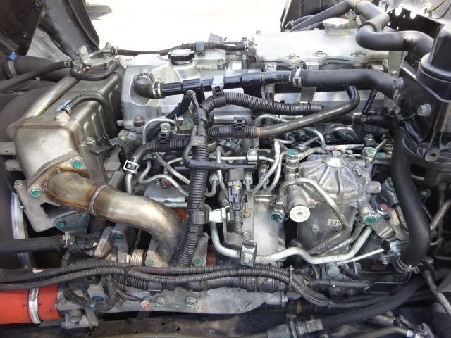 日野 H25 レンジャー ワイド 低温冷凍車 格納PG 画像20