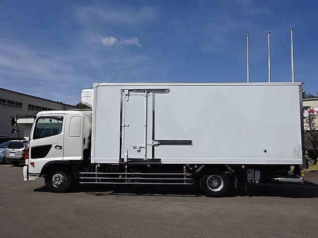 日野 H25 レンジャー ワイド 低温冷凍車 格納PG 画像4