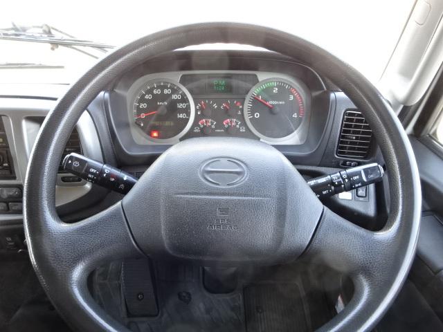 日野 H25 レンジャー ワイド 低温冷凍車 格納PG 画像23